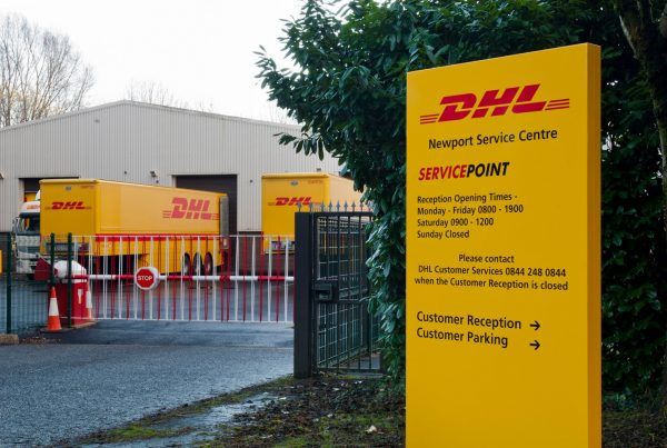 DHL - Newport Service Centre