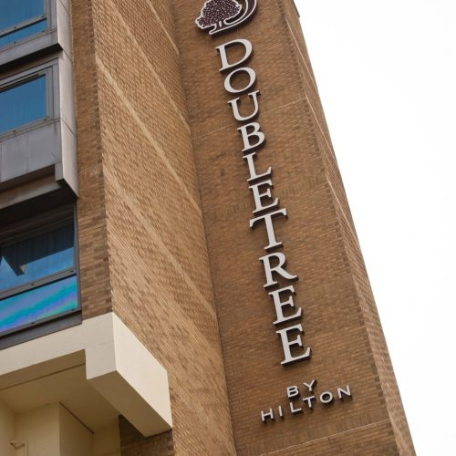 Doubletree by Hilton - External Letters