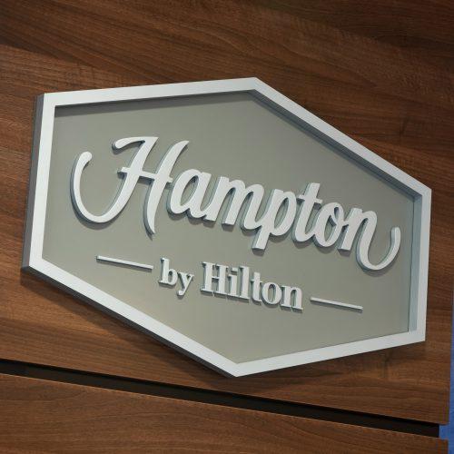 Hampton Brand Mark