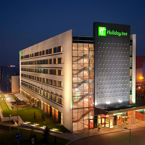 Holiday Inn - External Branding