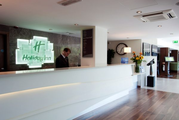 Holiday Inn Front Desk