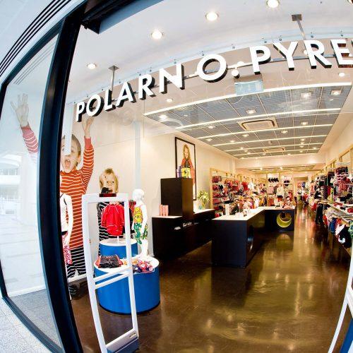 Polarno Retail Store