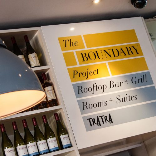 The Boundary, Shoreditch